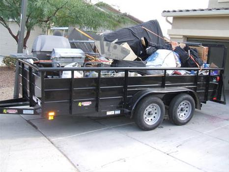 Junk removal services